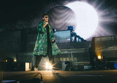 Oscar And The Wolf @ Sportpaleis Antwerpen.